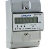 OR-WE-505 Wskaźnik zużycia energii elektrycznej 3-fazowy, 80A