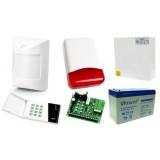 Alarm Satel CA-4 LED, 1xAmber, syg. zew. TI-700