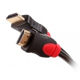 Kabel HDMI-HDMI GETFORT PREMIUM 1.4 1m