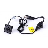 KAMERA AHD, HD-CVI, HD-TVI, PAL APTI-H14MP-37 PINHOLE - 720p, 3.7 mm