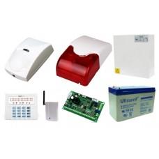 Alarm SATEL VERSA 5 LED, 4 x PIR, Syg.wew. GSM