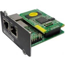 MODUŁ SNMP DLA UPS POWER WALKER VFI T/E LCD TP BX-BI-BE MP 3/3 CB