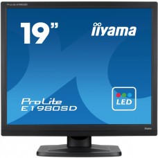 "Monitor LED IIYAMA E1980SD-B1 19"" 5/4"